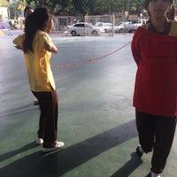 Photo taken at Sainamthip School by Saruta P. on 12/18/2014