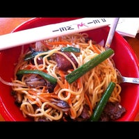 Photo taken at Pei Wei by Janice P. on 9/15/2012