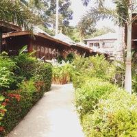 Photo taken at Lipa Bay Resort by Bo T. on 7/17/2015