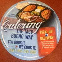 Photo taken at Taco Bueno by Seth R. on 5/11/2013