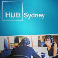 Photo taken at Hub Sydney by Arnaud B. on 10/14/2014