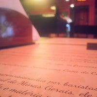 Photo taken at Le Rouge Confiserie & Caffé by Matheus W. on 10/29/2014