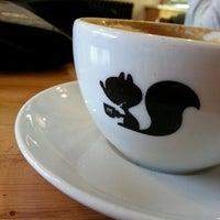 Photo taken at Manic Coffee by Adbeus M. on 11/4/2012