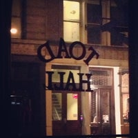 Photo taken at Toad Hall by Beth B. on 4/24/2013