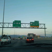 Photo taken at I-15 N by Joey P. on 12/27/2012
