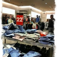 Photo taken at Zara by Victor R. on 12/28/2012