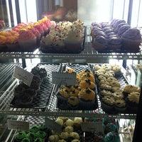 Photo taken at Tracycakes Bakery Café by Keri J. on 10/10/2012