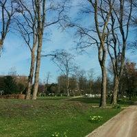 Photo taken at Beatrixpark by Тетяна Г. on 4/1/2016