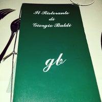 4/26/2015にCheriがIl Ristorante di Giorgio Baldiで撮った写真