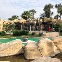 Photo taken at Treasure Island Golf & Games by kyle m. on 2/10/2013