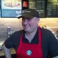 Photo taken at Starbucks by Steve M. on 12/12/2012