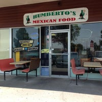 Photo taken at Humberto's Mexican Food by The T. on 7/1/2013
