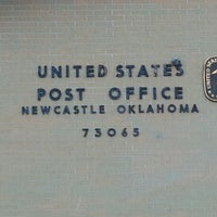 Photo taken at Newcastle Post Office by Okierover on 4/25/2013