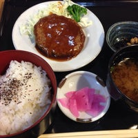 Photo taken at 和食レストラン ちそう by 箭内 勝. on 11/8/2013