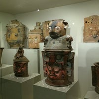 Photo taken at Museo Popol Vuh by Celenita on 12/7/2014