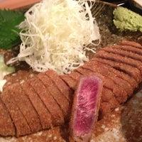 9/4/2013にaki h.が牛かつもと村 渋谷本店で撮った写真