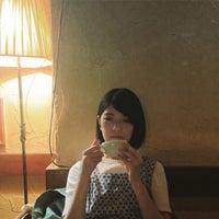 Photo taken at Udagawa Cafe by Mayo M. on 9/30/2015