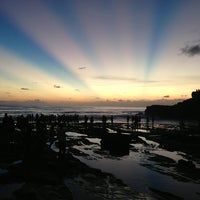 Photo taken at Tanah Lot Temple by aam n. on 6/26/2013