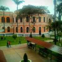 Photo taken at Facultad de Medicina San Fernando (UNMSM) by Edinson S. on 9/24/2012