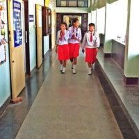 Photo taken at โรงเรียนจักรพงษ์พิทยาลัย by PayapYOU on 2/5/2013
