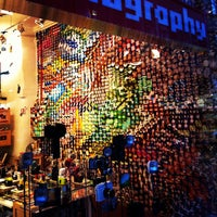 Photo taken at Lomography Gallery Store by Hans B. on 11/6/2012
