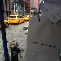 Photo taken at Marc Jacobs by Polina N. on 9/9/2014