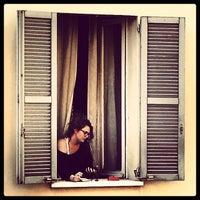 Photo taken at Palace Hotel Maria Luigia by Filippo F. on 4/23/2014