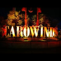 Photo taken at Carowinds by Jess M. on 10/22/2012