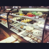 Photo taken at Amelie's French Bakery by Jess M. on 12/2/2012