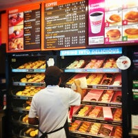 Photo taken at Dunkin' Donuts by Anna Q. on 5/4/2013