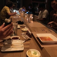 Photo prise au KazuNori: The Original Hand Roll Bar par Anna Q. le8/20/2017