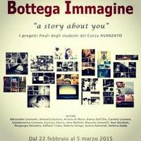 Photo taken at Bottega Immagine by Gianluca Z. on 2/22/2015