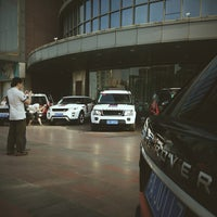 Photo taken at Nanning Marriott Hotel by jiazi on 5/23/2014