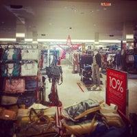 Photo taken at Macy's by jiazi on 9/8/2014