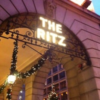 Photo taken at The Ritz London by Richard H. on 12/26/2012