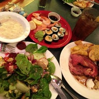Photo taken at Forest Buffet at Harrah's Hotel Casino Lake Tahoe by Viet M. on 11/23/2012
