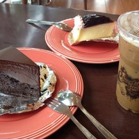 Photo taken at chocolate love by Superbeau E. on 8/4/2013
