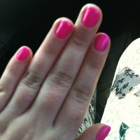 Photo taken at Oh Nails And Spa by Gara K. on 2/25/2013