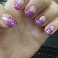 Photo taken at Oh Nails And Spa by Gara K. on 5/7/2014
