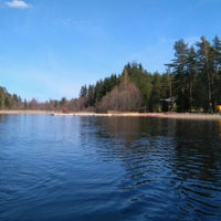 Photo taken at Jõksi järv by Ronald L. on 5/4/2016