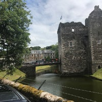 Photo taken at Rothesay Castle by Tom N. on 7/20/2017