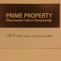 Photo taken at nef 11 Satış Ve Kiralama Ofisi by Tolga K. on 9/1/2014