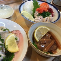 Photo taken at 一心水産 秋津店 by 桃 on 1/24/2015