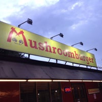 Photo taken at Mushroomburger by Bertrand Russel B. on 7/13/2013