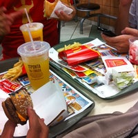Photo taken at McDonald's by Gabrielle S. on 11/4/2012