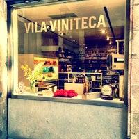 Foto tomada en Vila Viniteca por Sebastian G. el 6/13/2013