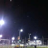 Photo taken at Futbol 7 Merida Center by Diego G. on 10/21/2012