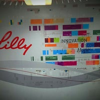 Photo taken at Eli Lilly Scientific Office by Mohamed S. on 11/13/2013