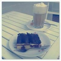 Photo taken at Café Vux by Eva on 9/30/2012