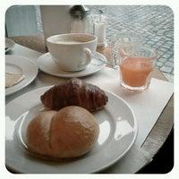 Photo taken at Best Western Hotel Krone by Eva on 1/9/2013